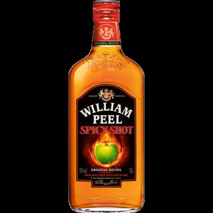 William Peel Spicy Shot 0,7L