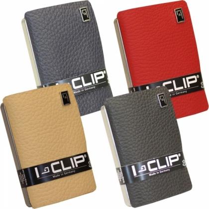 I-CLIP calf dark brown