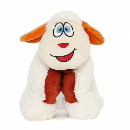 Travel Blue PILLOW SNOWY THE SHEEP
