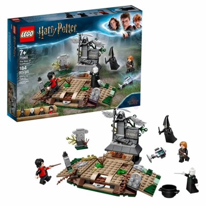 LEGO 75965 The Rise of Voldemort