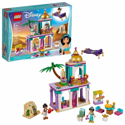 LEGO 41161 Aladdin and Jasmine's Palace Adventures