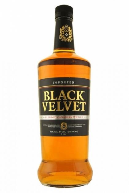 Black Velvet 40% 1L
