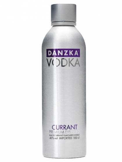 Danzka Vodka Currant 40% 1L