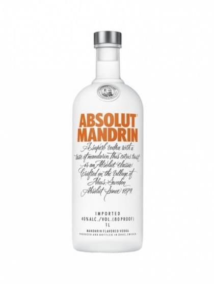 Absolut Mandrin 40% 1L