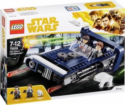 LEGO 75209 Han Solo's Landspeeder