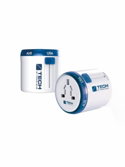 Travel Blue Adapter