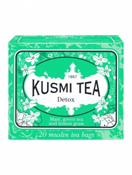 Kusmi Detox 20 Tea bags