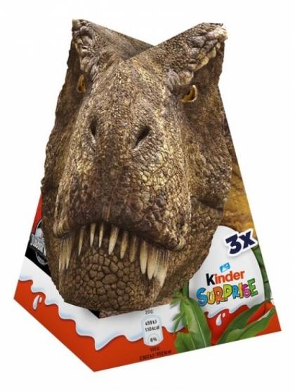 Kinder Surprise Jurassic World 60g