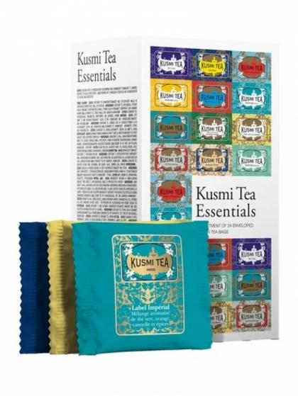 Kusmi Tea - Expure Essentials 24 Tea bags 52g
