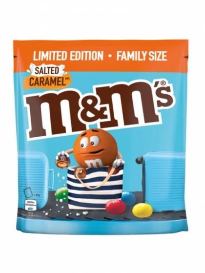 M&M's Salted Caramel 330g