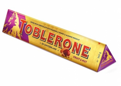 Toblerone Fruit & Nut 360g