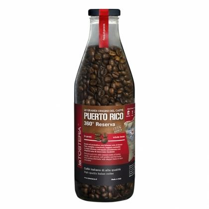 Caffe Puerto Rico 360° Reserva bott. 350g