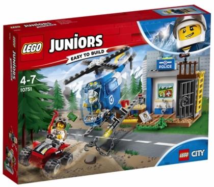 LEGO 10751 Mountain Police Chase