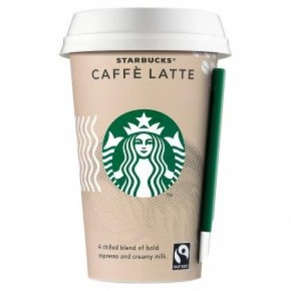 Starbucks Caffe Latte 0,22l