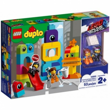 LEGO 10895 Emmet and Lucy's Visitors from the DUPLO® Planet