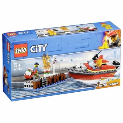 LEGO 60213 Dock Side Fire