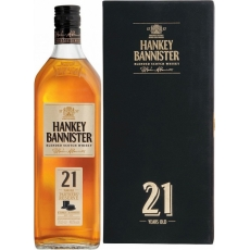 Hankey Bannister 21 Years Old 40% 0.7L