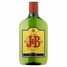 J&B Whisky Pet  0.5L