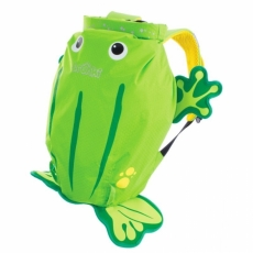 Trunki Resistant Backpack Ribbit Frog