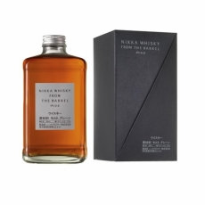 Nikka From The Barrel 51.4% 0.5L