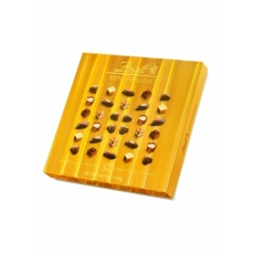 Mini Pralines Box Gold 155g