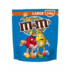 M&M's Maxi pouch crispy 340g