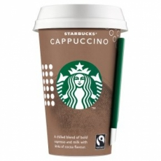Starbucks Cappuccino 0,22l