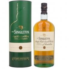 Singleton Glendullan 12YO 40%  1L